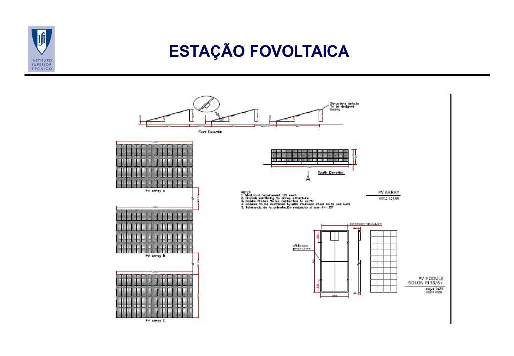 ESTAÇÃO FOVOLTAICA