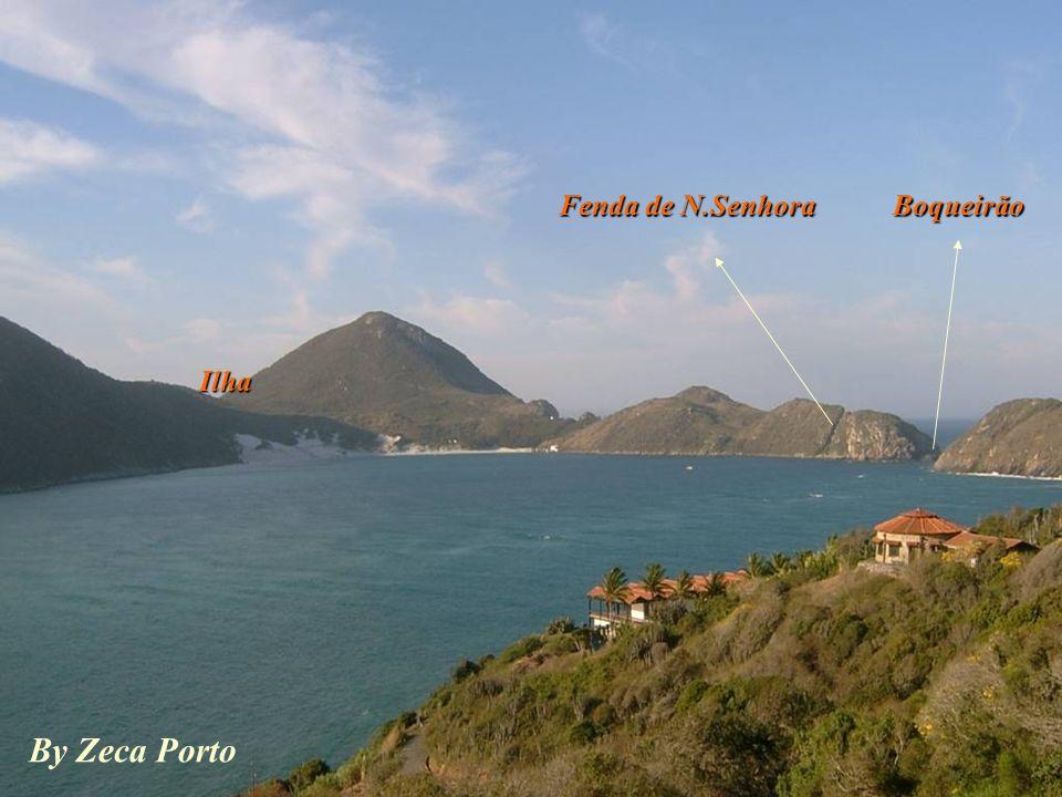 Fenda de N.Senhora Boqueirão Ilha By Zeca Porto