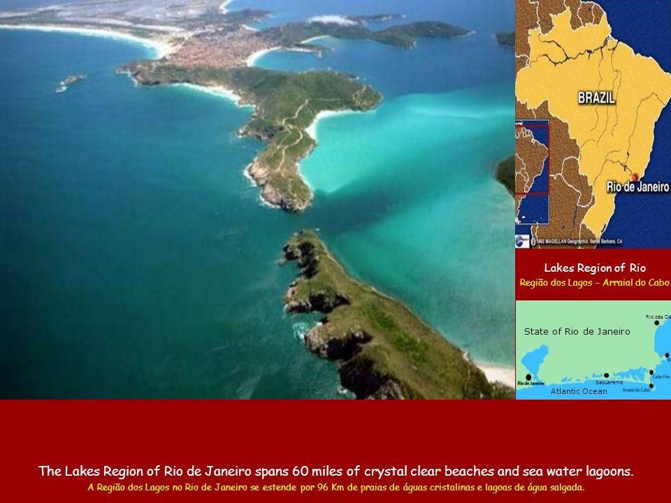 Região dos Lagos – Arraial do Cabo