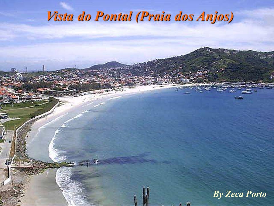 Vista do Pontal (Praia dos Anjos)