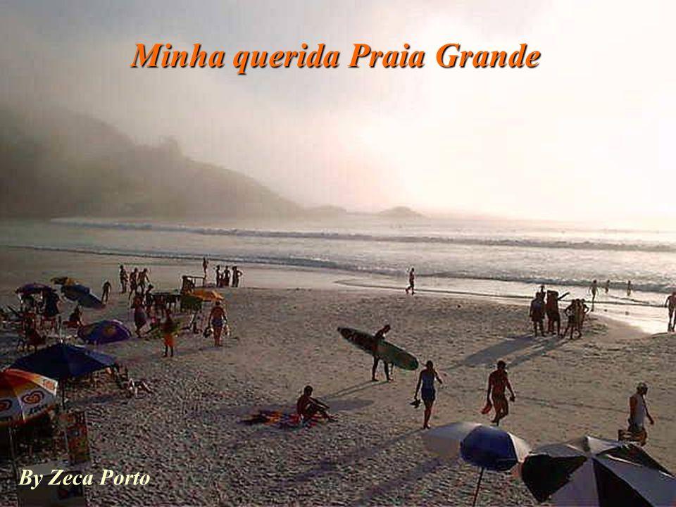 Minha querida Praia Grande