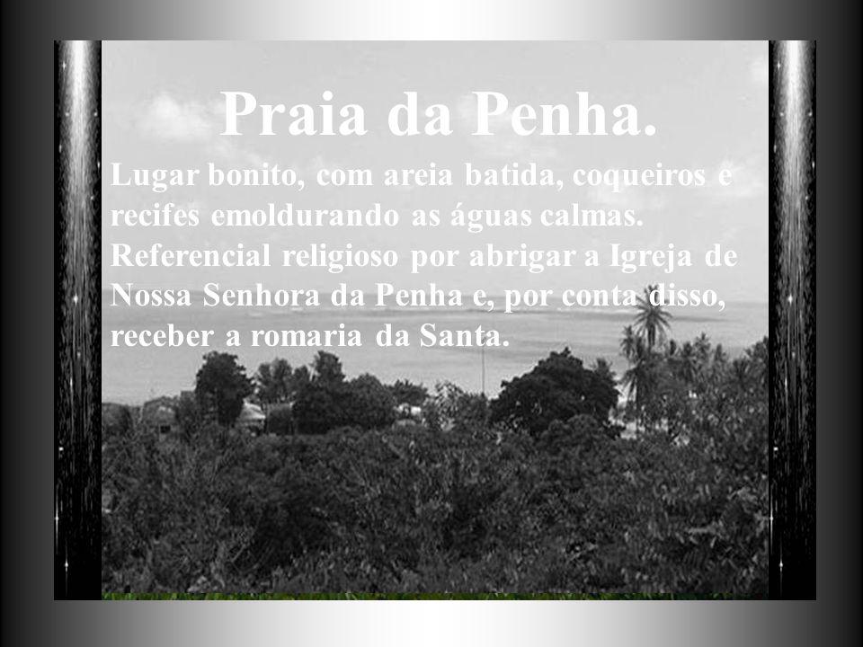 Praia da Penha.