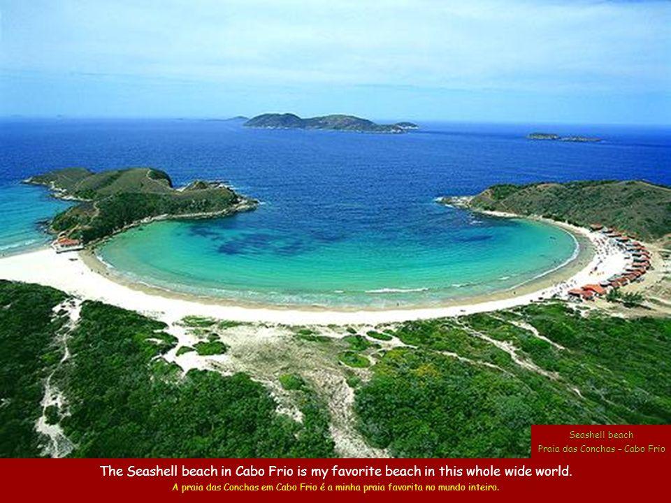Praia das Conchas – Cabo Frio