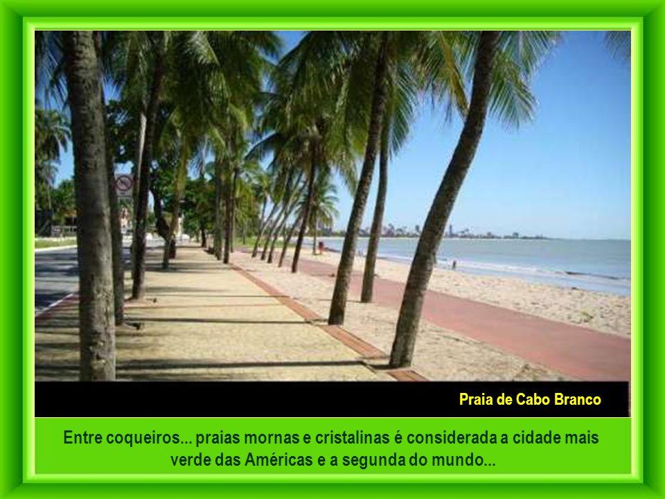 verde das Américas e a segunda do mundo...