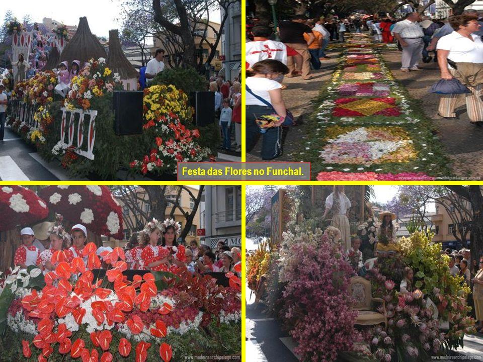 Festa das Flores no Funchal.