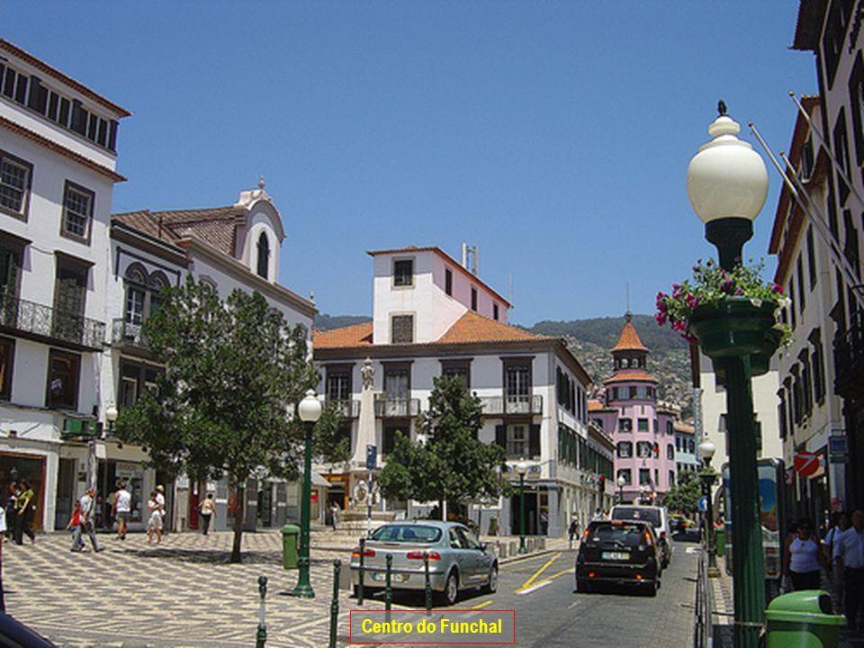 Centro do Funchal