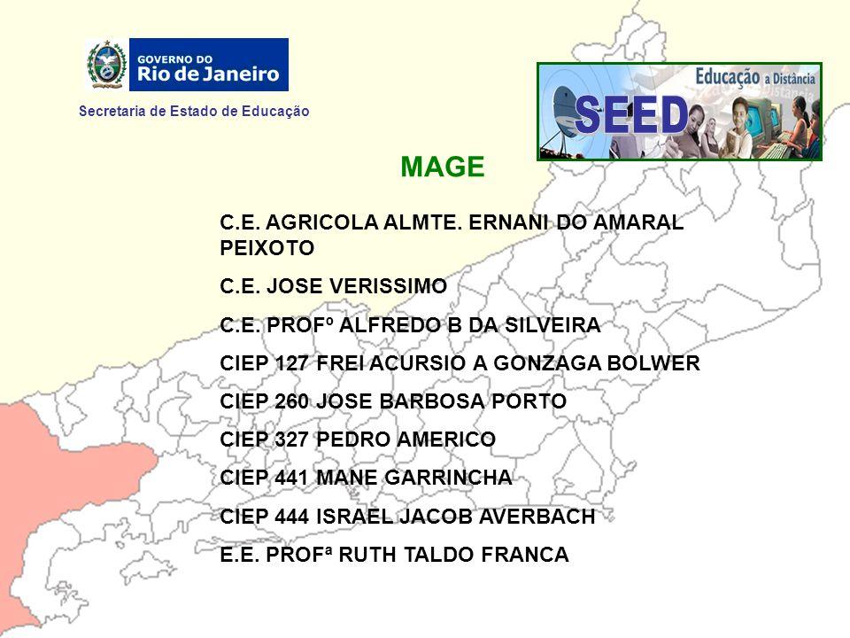 SEED MAGE Secretaria de Estado de Educação