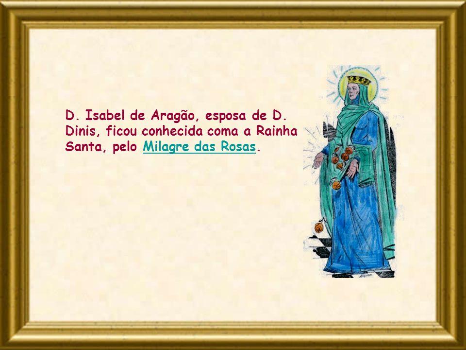 D. Isabel de Aragão, esposa de D