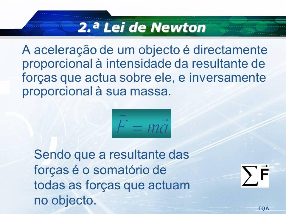 2.ª Lei de Newton