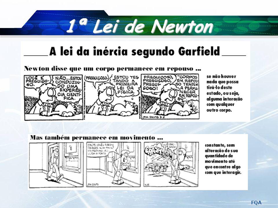 1ª Lei de Newton FQA