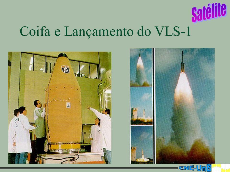 Coifa e Lançamento do VLS-1
