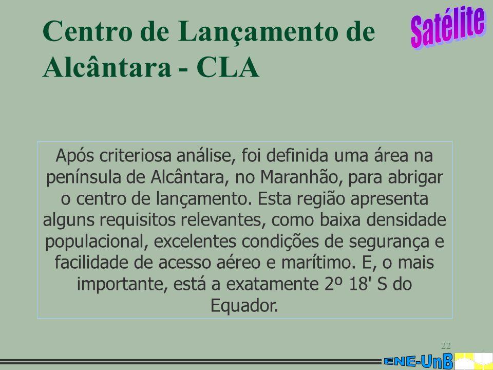 Centro de Lançamento de Alcântara - CLA