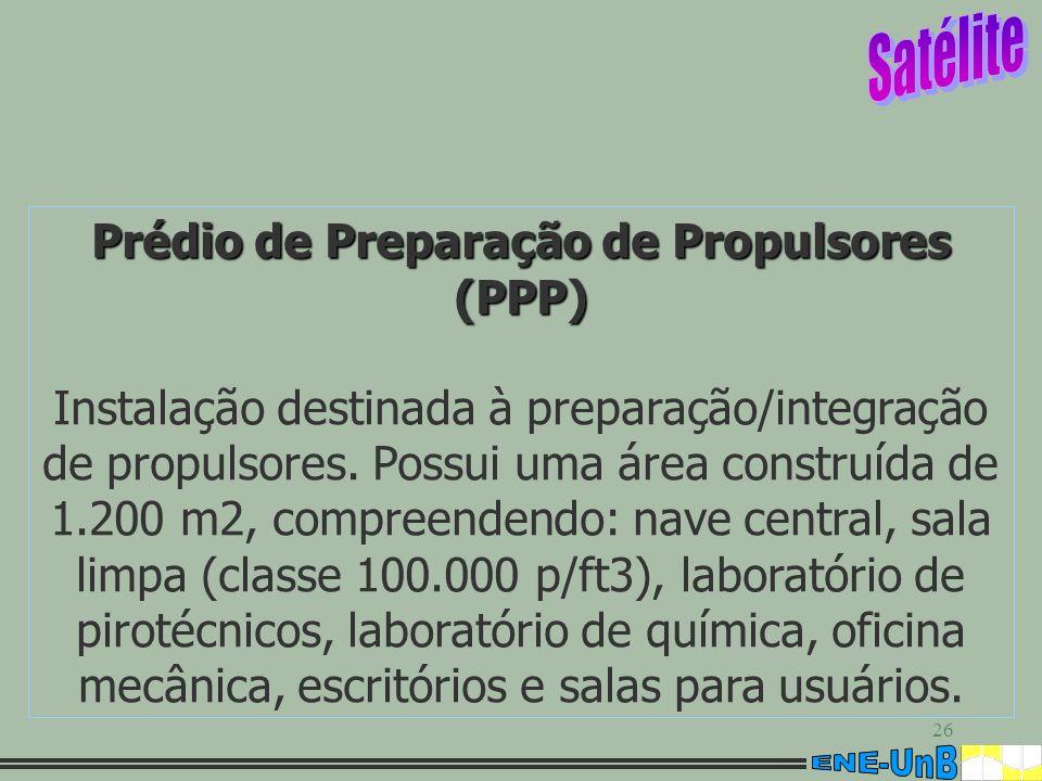 Prédio de Preparação de Propulsores (PPP)