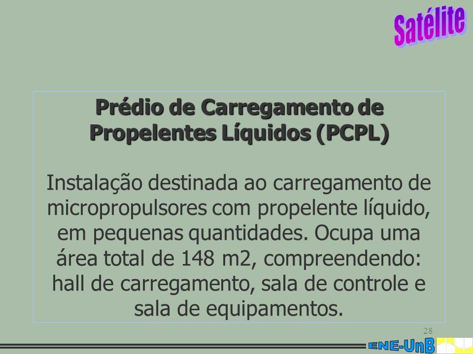 Prédio de Carregamento de Propelentes Líquidos (PCPL)