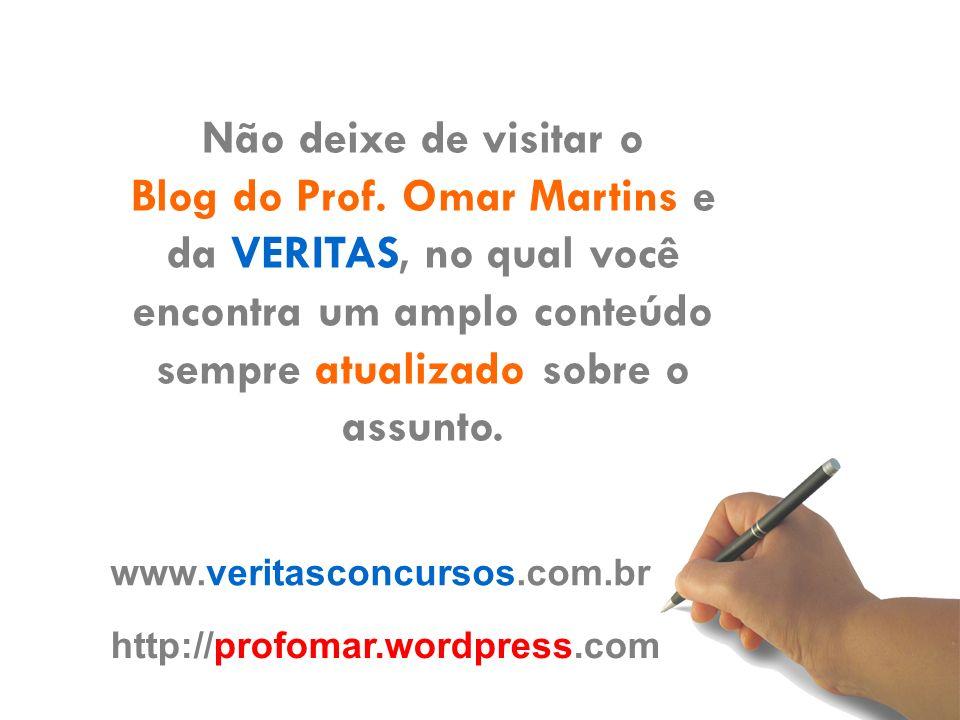 Não deixe de visitar o Blog do Prof