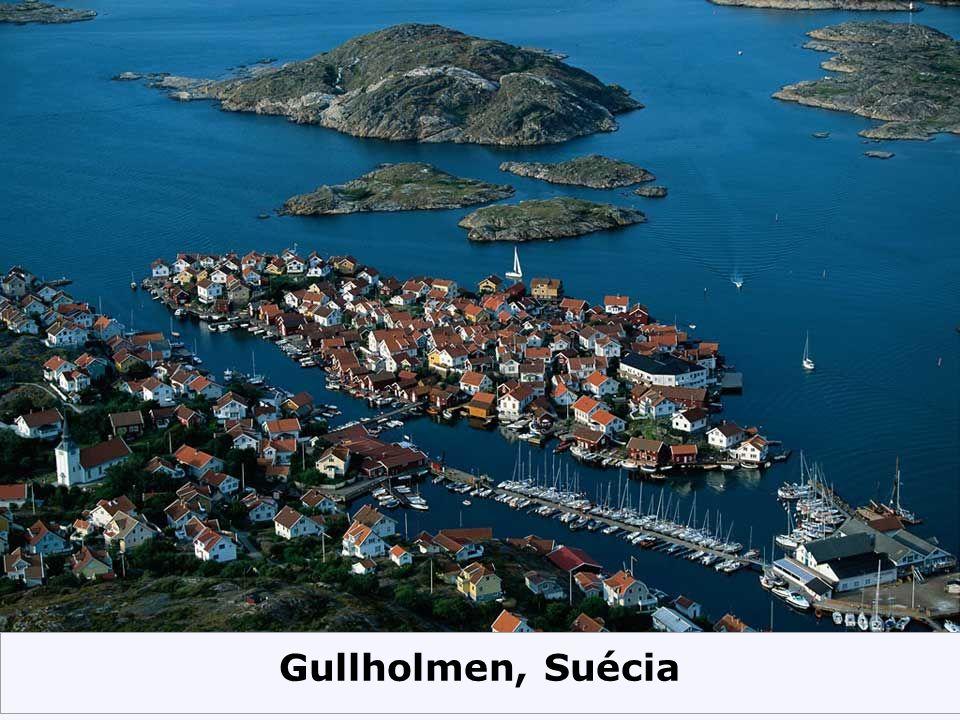 Gullholmen, Suécia