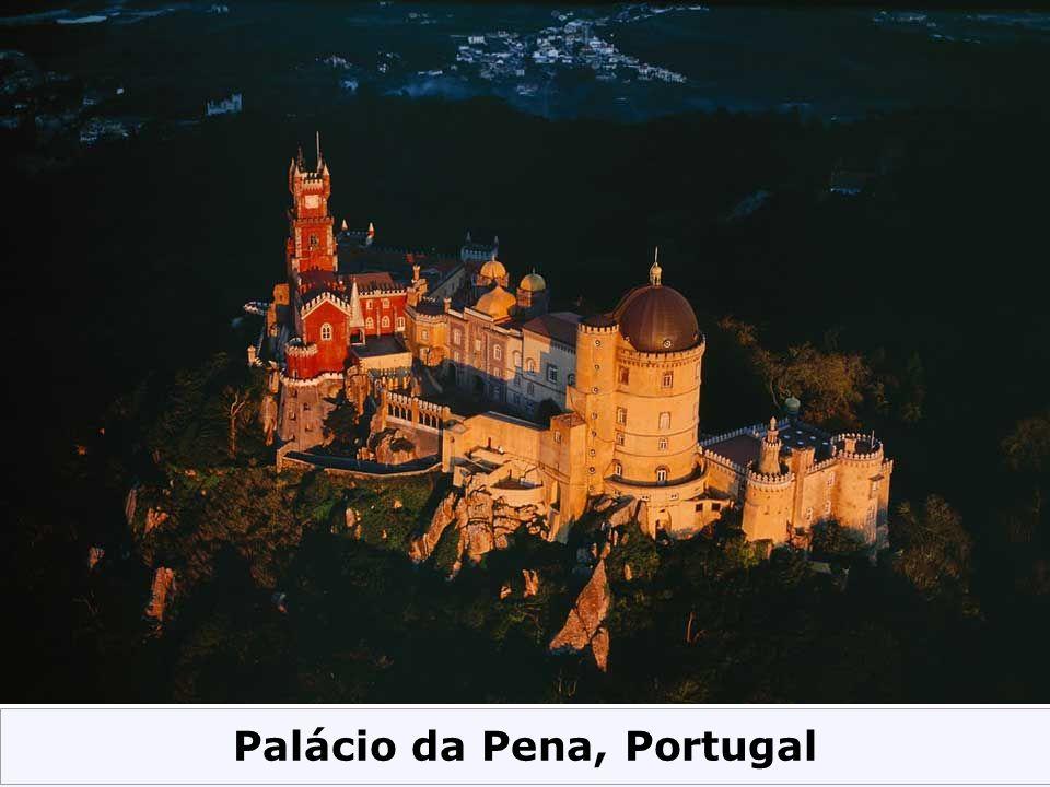 Palácio da Pena, Portugal