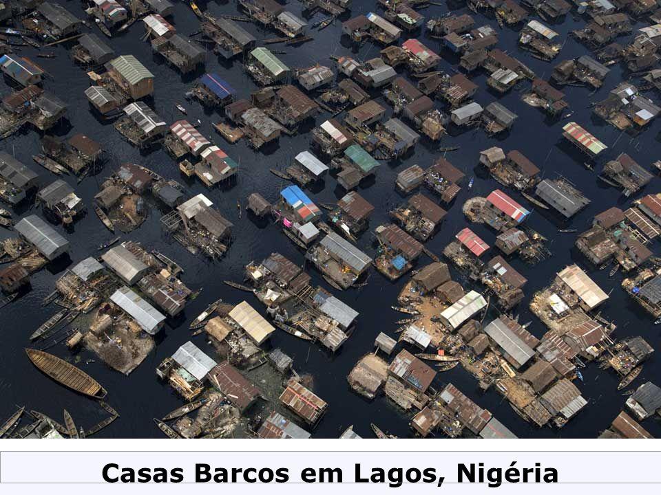 Casas Barcos em Lagos, Nigéria