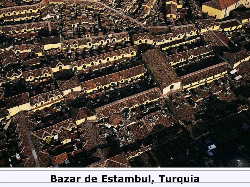 Bazar de Estambul, Turquia