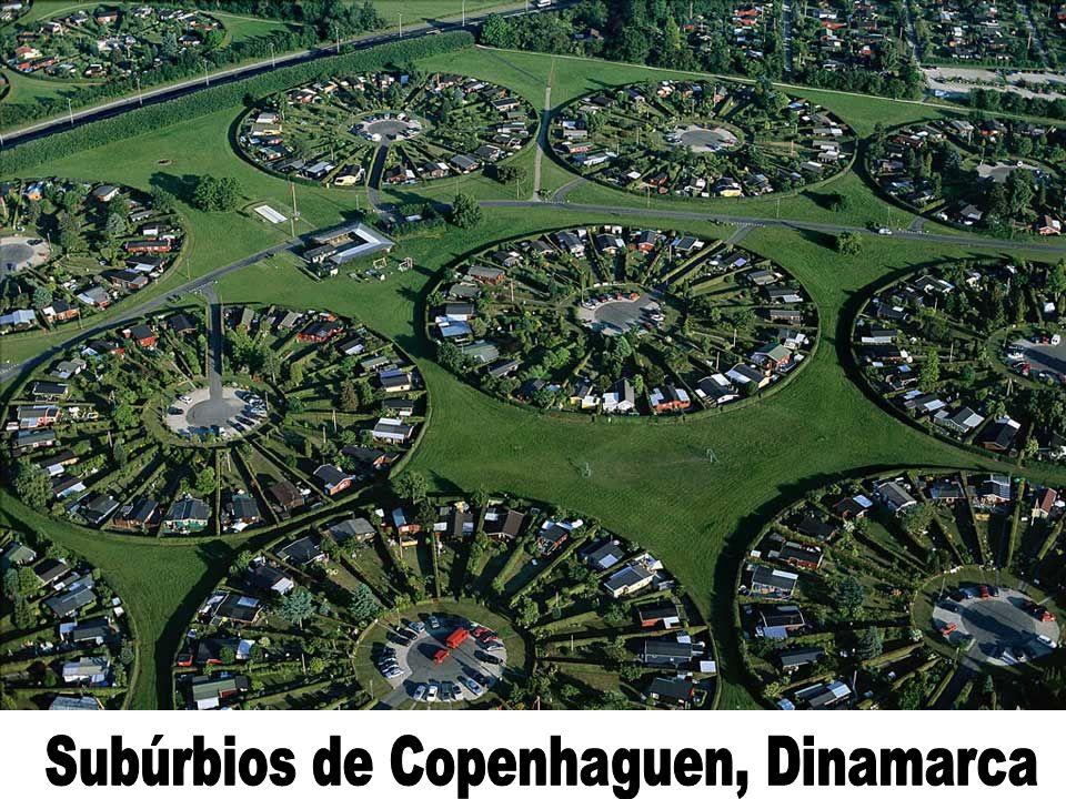 Subúrbios de Copenhaguen, Dinamarca