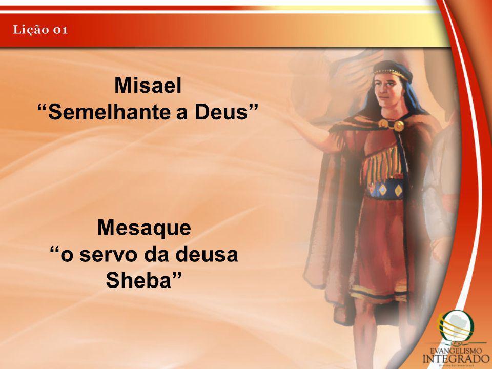 o servo da deusa Sheba