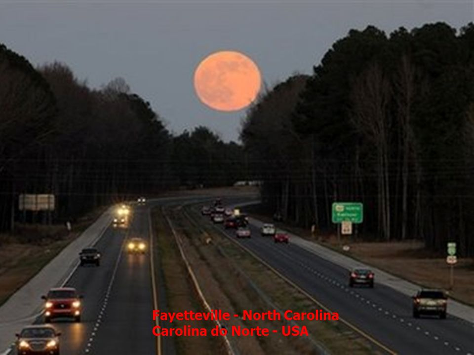 7 Fayetteville - North Carolina Carolina do Norte - USA