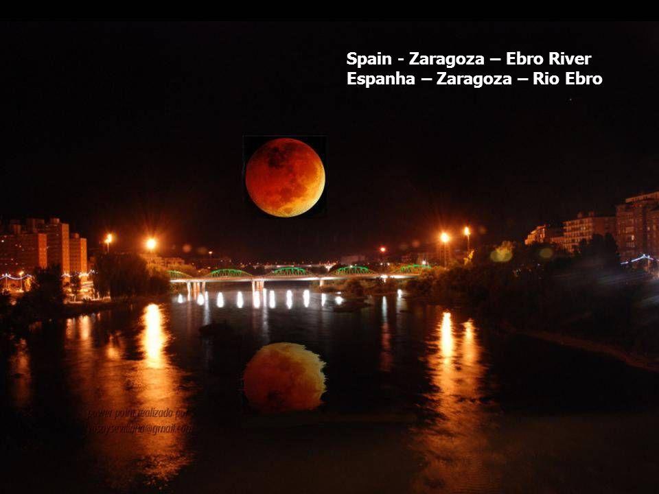Spain - Zaragoza – Ebro River Espanha – Zaragoza – Rio Ebro