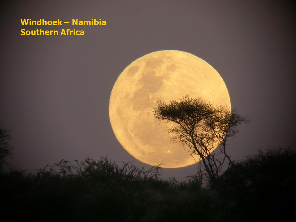 Windhoek – Namibia Southern Africa