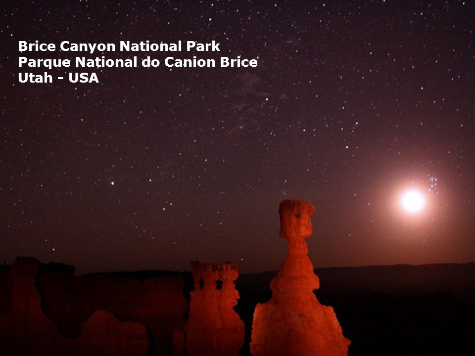 Brice Canyon National Park Parque National do Canion Brice Utah - USA