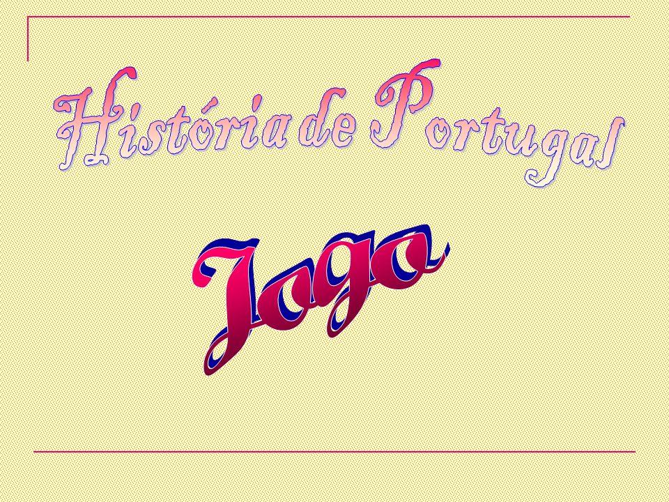 História de Portugal Jogo