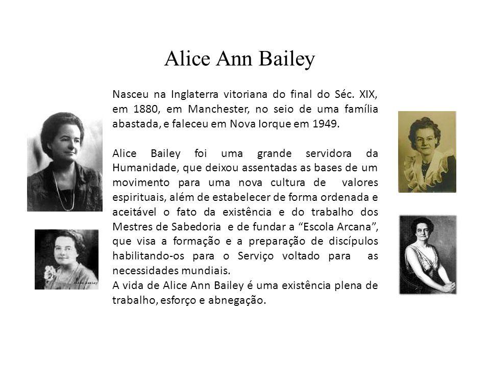 Alice Ann Bailey