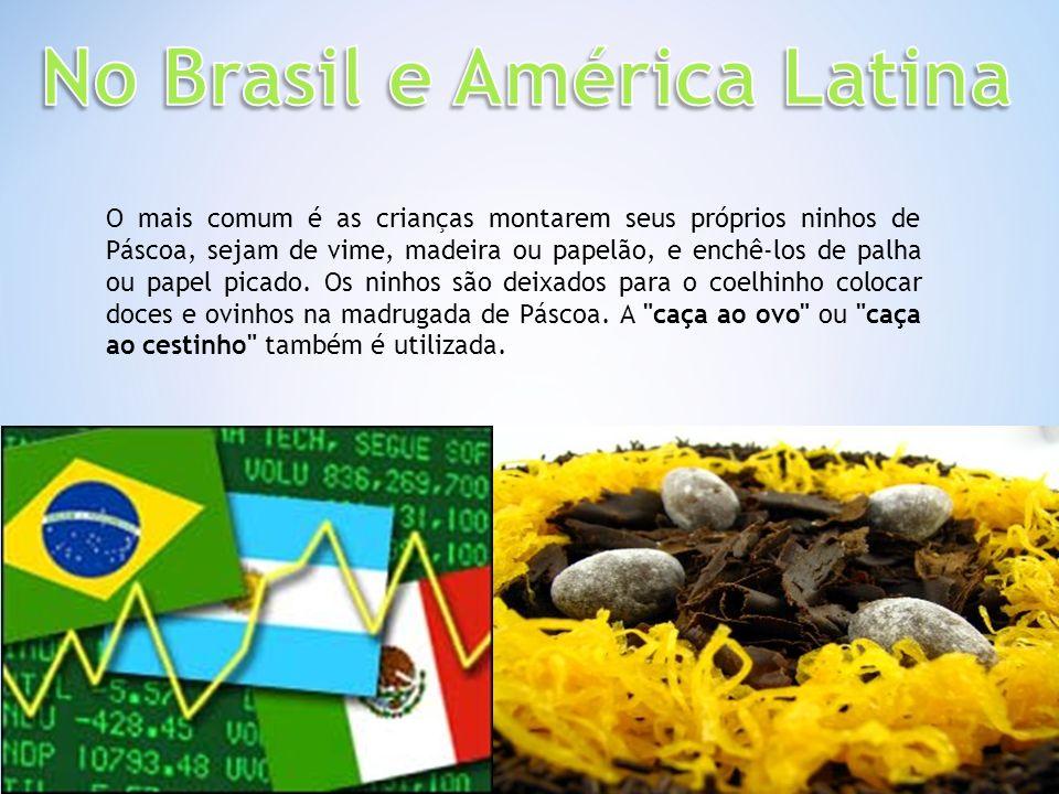 No Brasil e América Latina