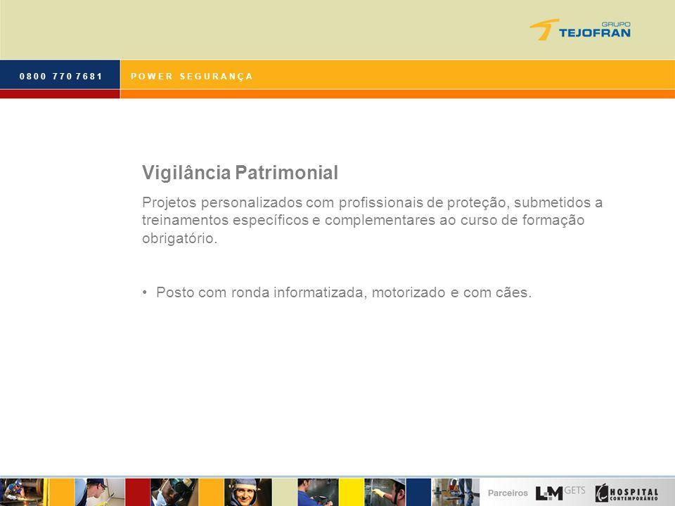 Vigilância Patrimonial