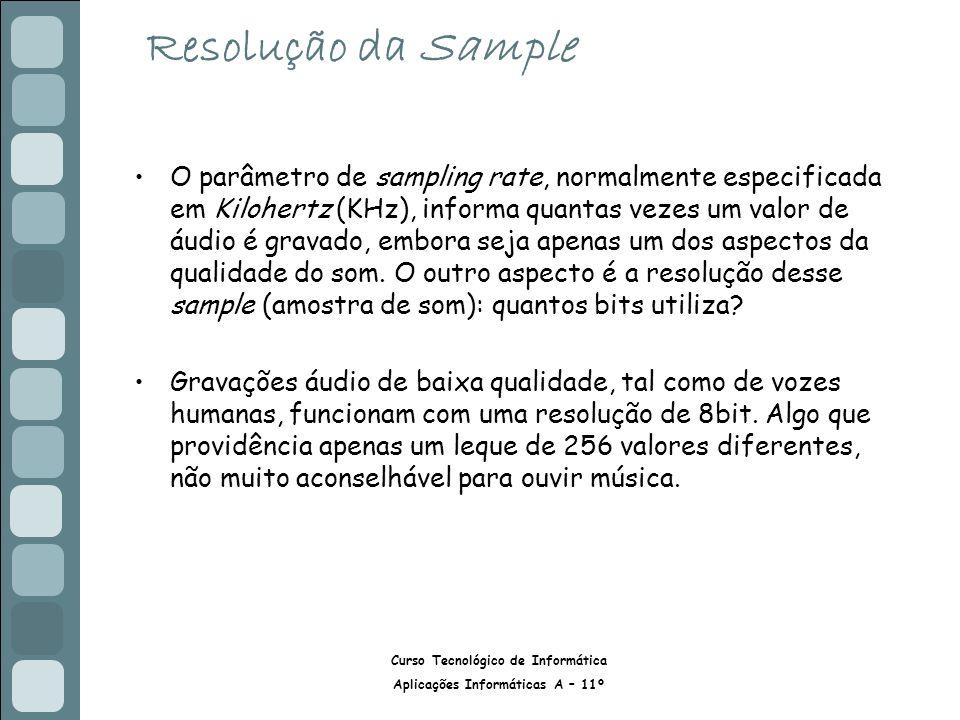 Resolução da Sample