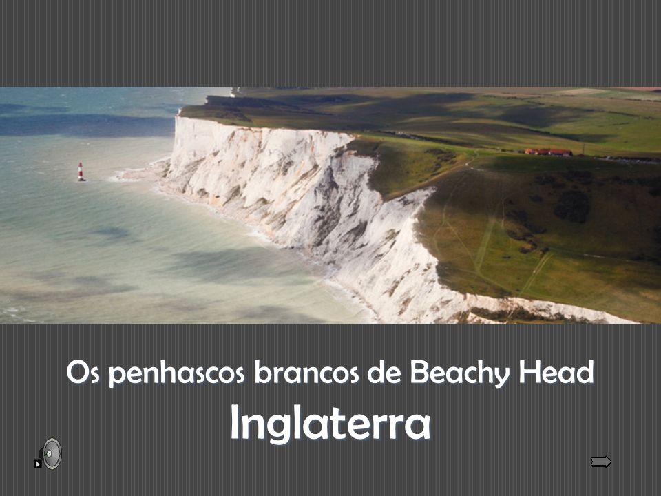 Os penhascos brancos de Beachy Head