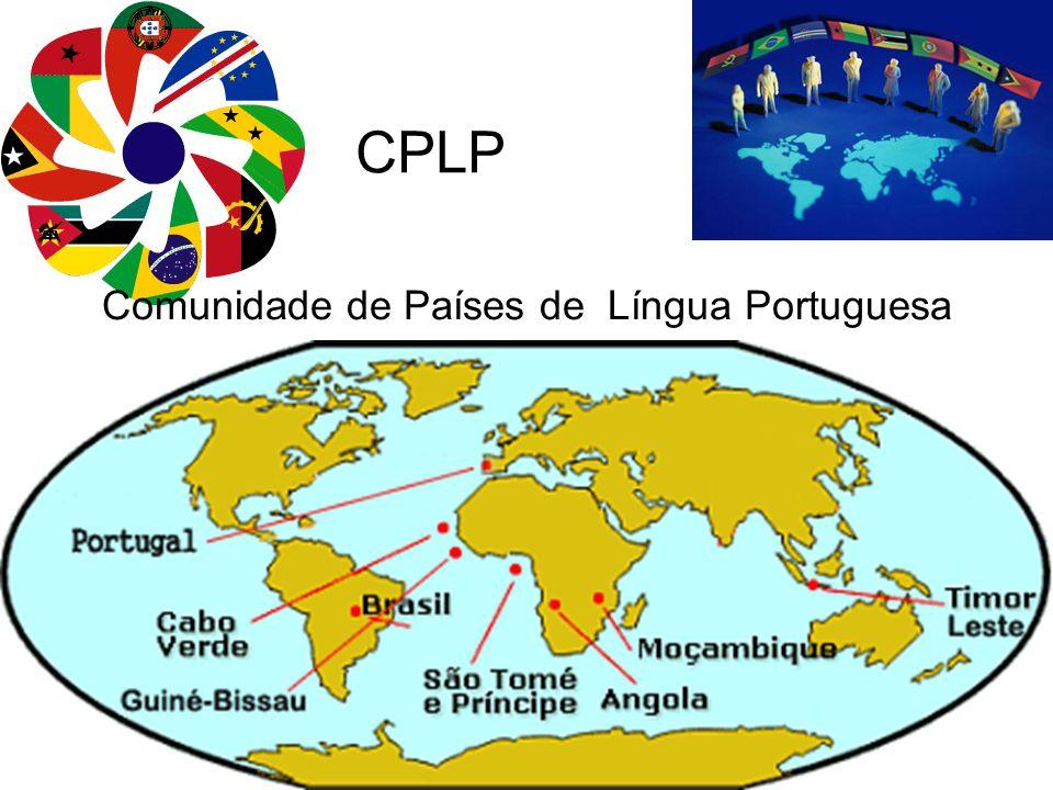 Comunidade de Países de Língua Portuguesa