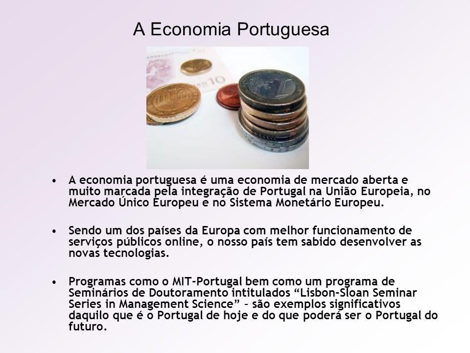 A Economia Portuguesa