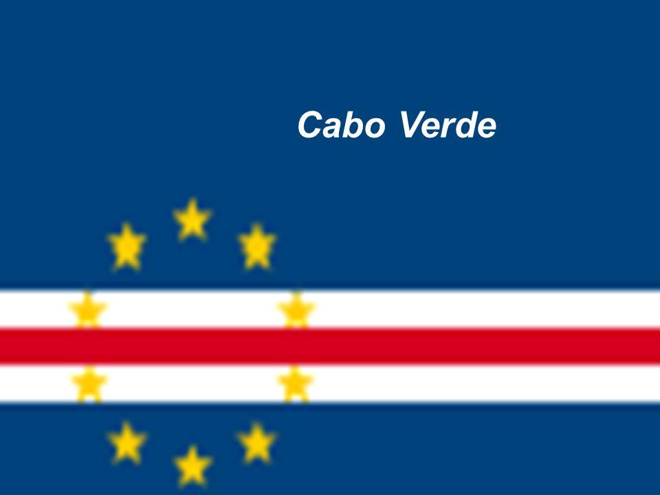 CABO VERDE Cabo Verde