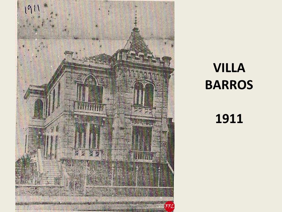 VILLA BARROS 1911