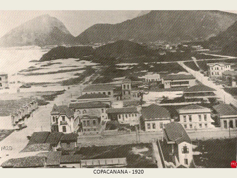COPACANANA - 1920