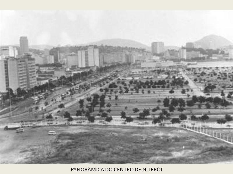 PANORÂMICA DO CENTRO DE NITERÓI