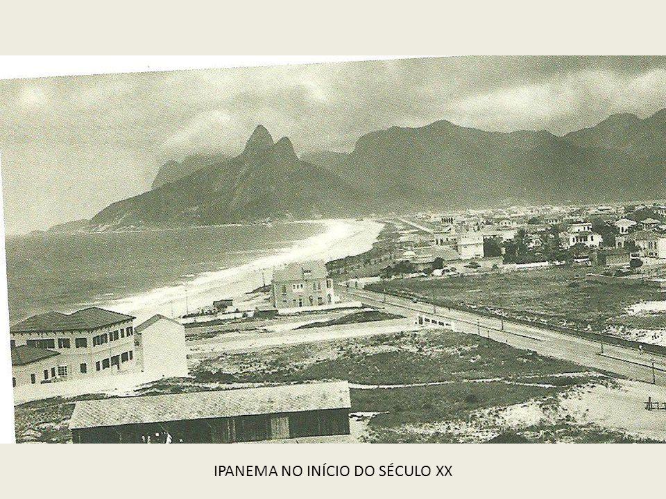 IPANEMA NO INÍCIO DO SÉCULO XX