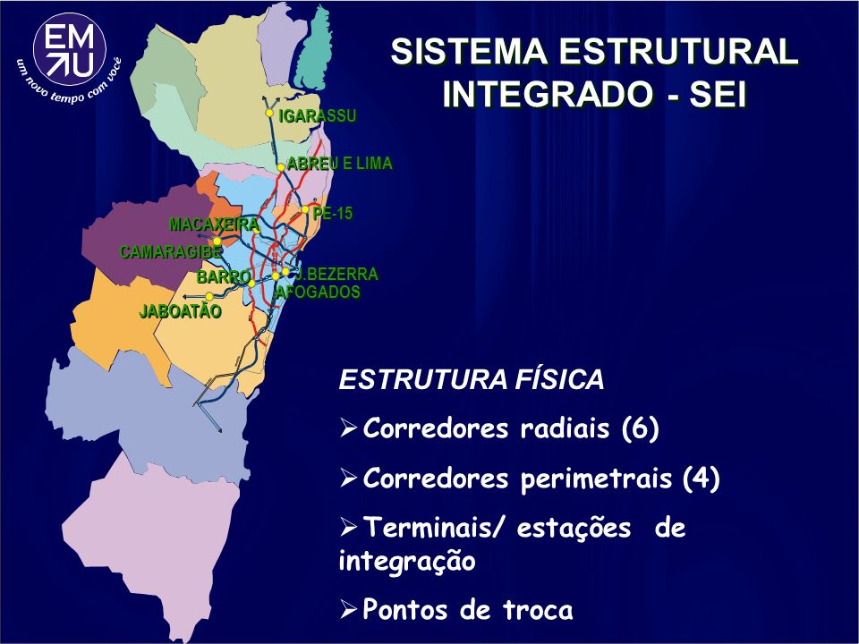 SISTEMA ESTRUTURAL INTEGRADO - SEI