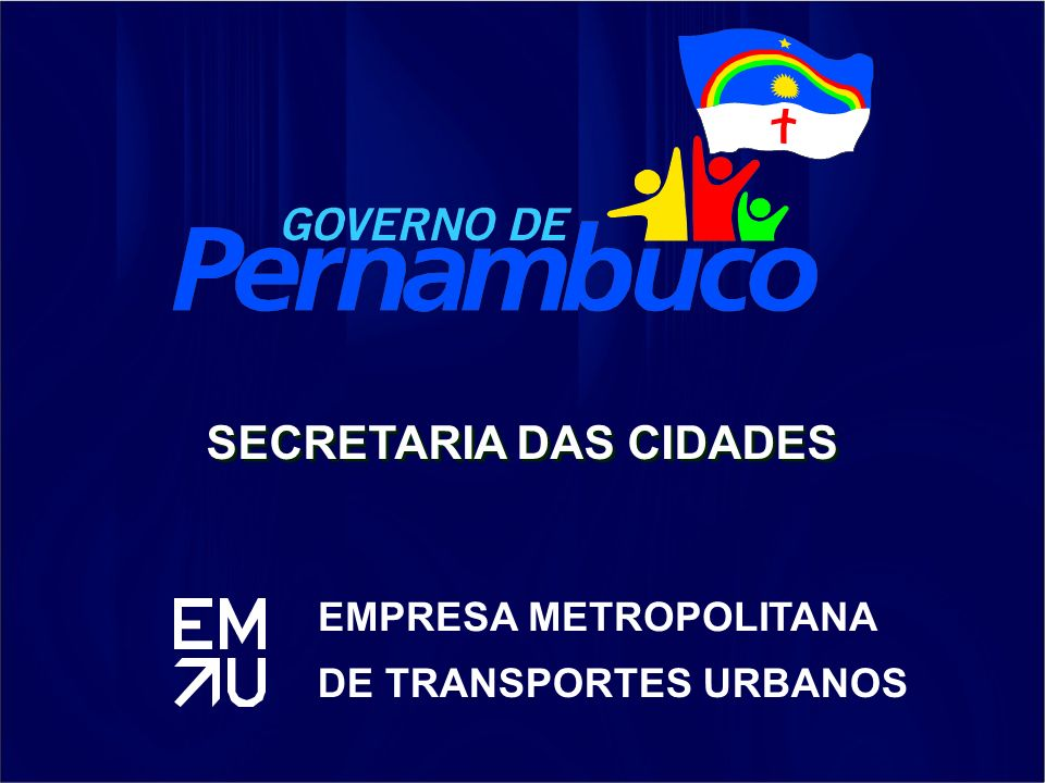 SECRETARIA DAS CIDADES