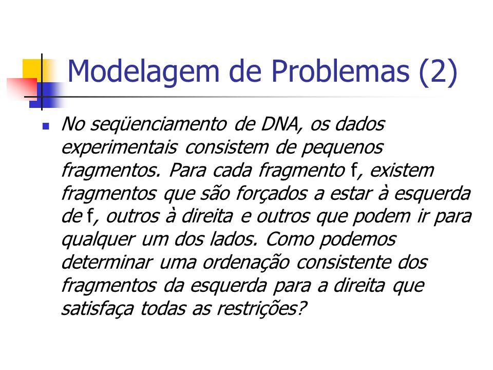 Modelagem de Problemas (2)