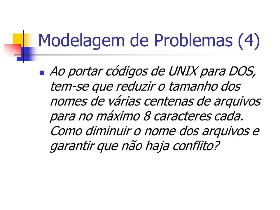 Modelagem de Problemas (4)