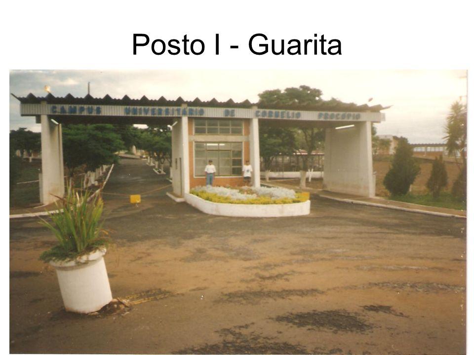 Posto I - Guarita