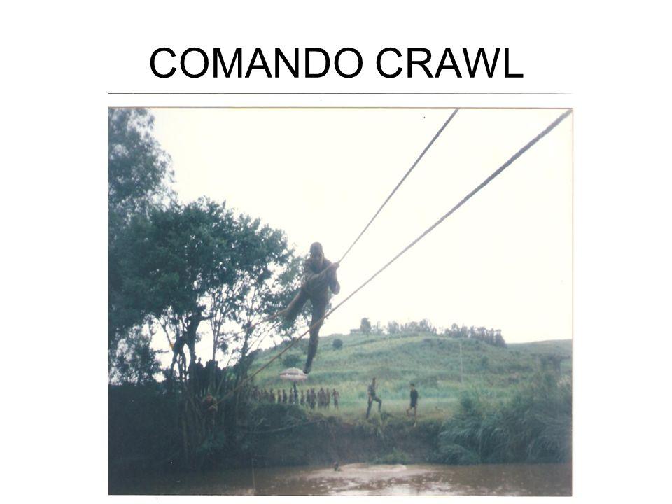 COMANDO CRAWL