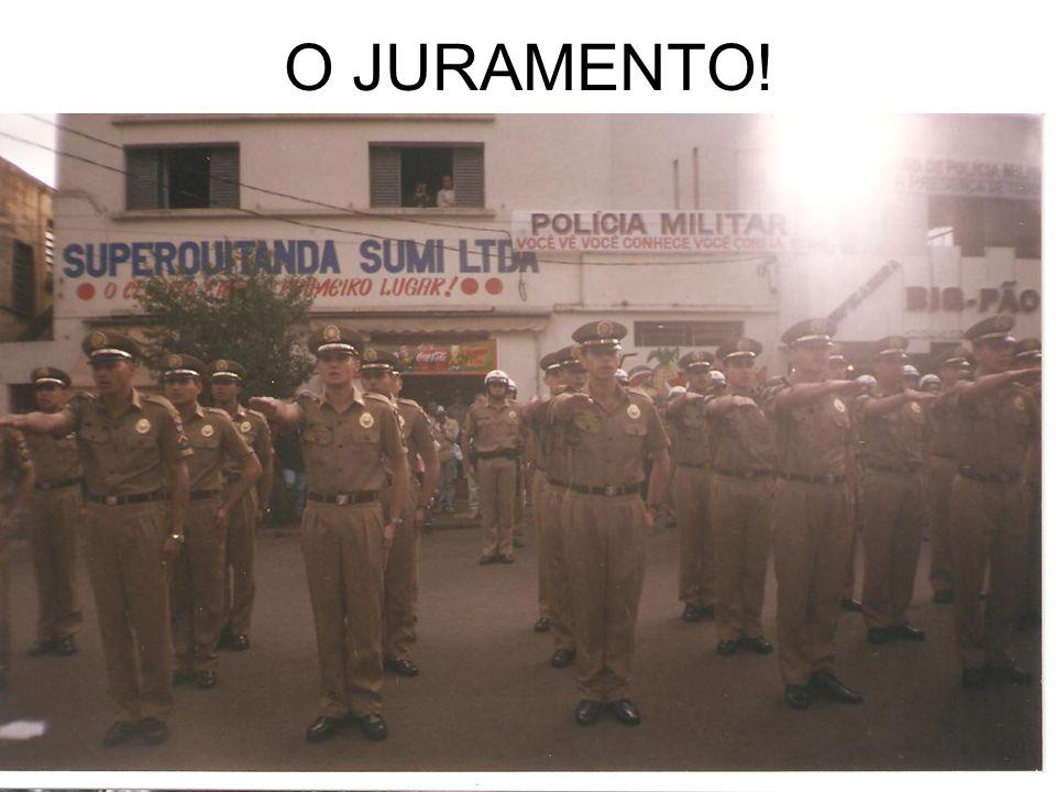 O JURAMENTO!