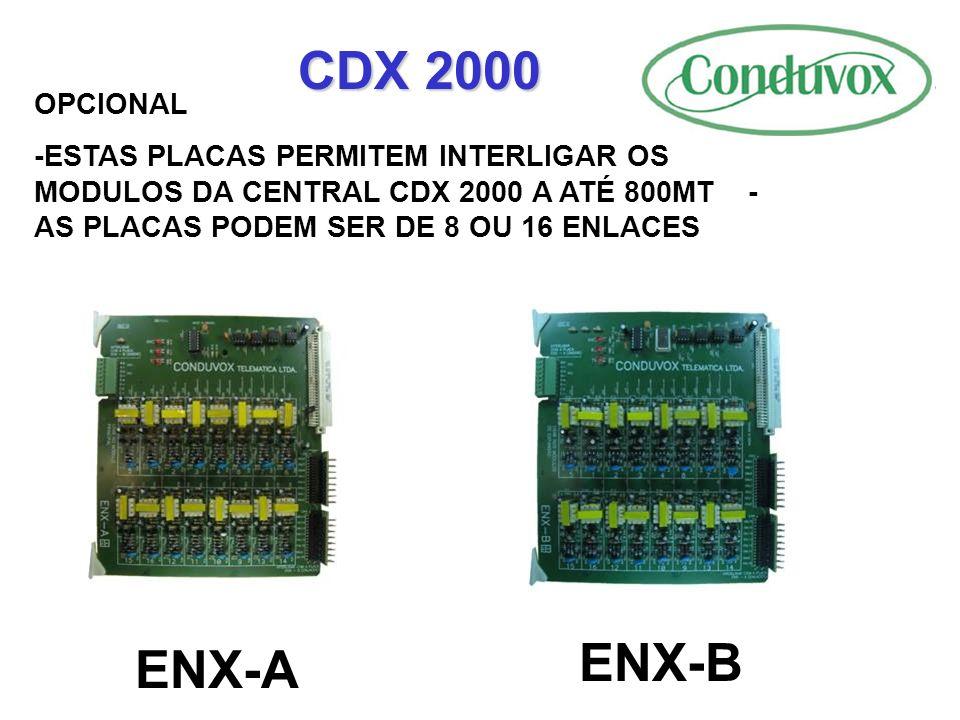 CDX 2000 ENX-B ENX-A OPCIONAL